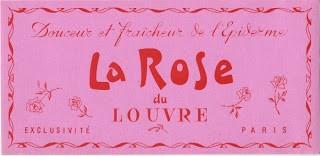 Pink Soap Label