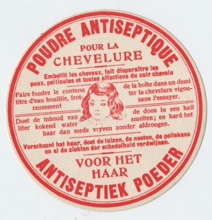 European Powder Label