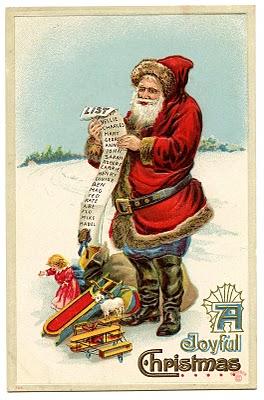 Retro Christmas Paper