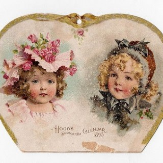 Advertising – Victorian Children