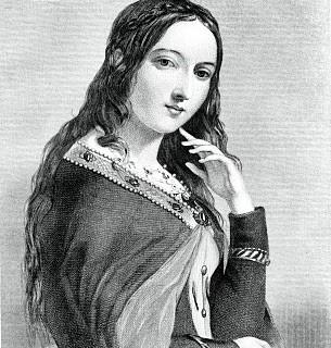 Beautiful Shakesperean Woman – Image Download