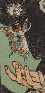 Tiny Vintage Fairy