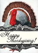 Free Thanksgiving Turkey Countdown Button