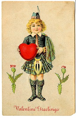 Free Valentine's Day Clip Art - Vintage Postcards - The ...