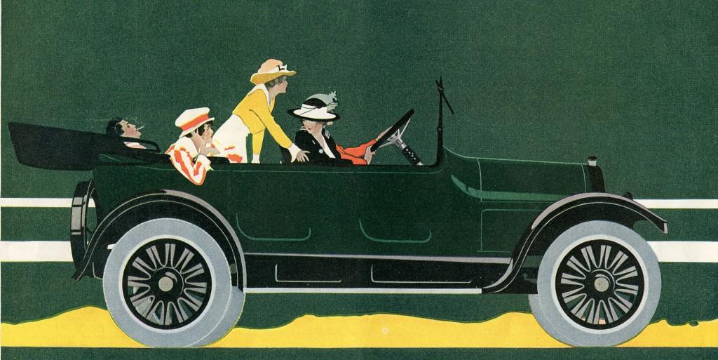 Antique Car Image