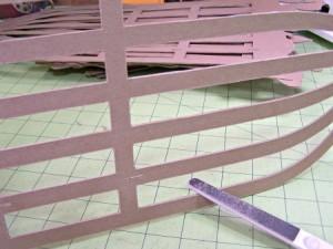 DIY Birdcage Patisserie Stand Step 2
