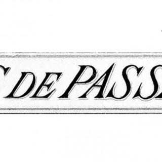 Vintage Images – French Banner Label