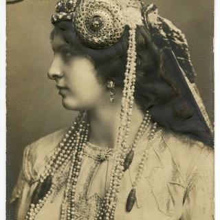 Art Nouveau Lady Images - The Graphics Fairy