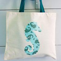 Seahorse-Silhouette-Bag