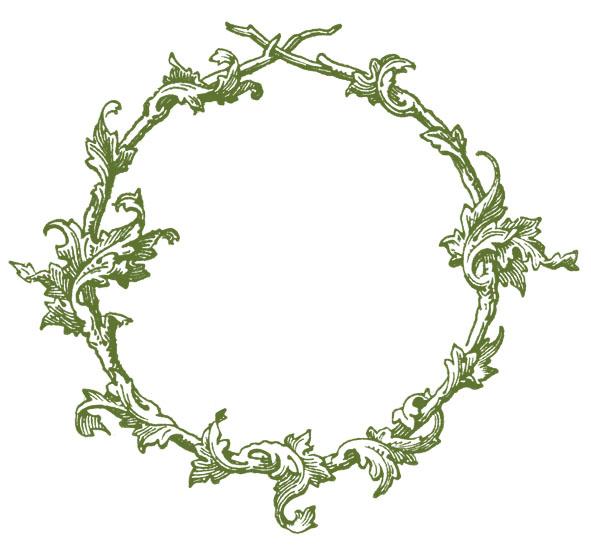 nthus Leaf Frame Images