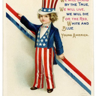 Vintage Uncle Sam Image – Patriotic