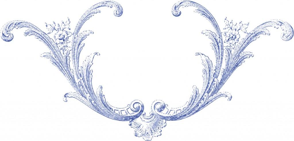 Ornamental Scrolls Frames