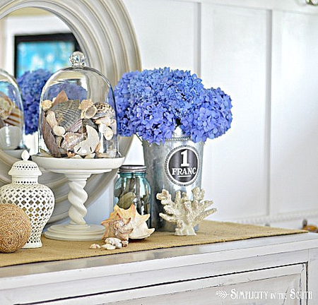 Summer Decor Ideas simplicity in the south