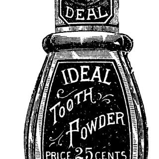 Free Vintage Images – Old Bottles – Toiletries