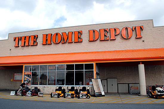 save home depot