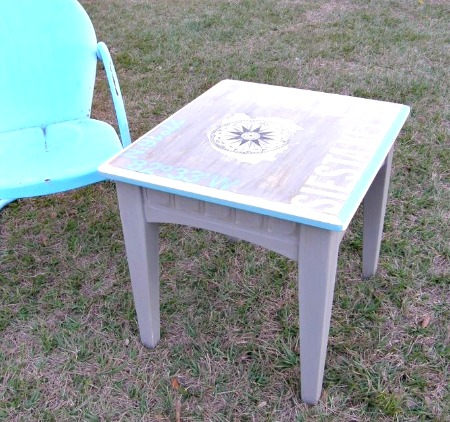 Diy Mariner S Compass Table Reader Featured Project