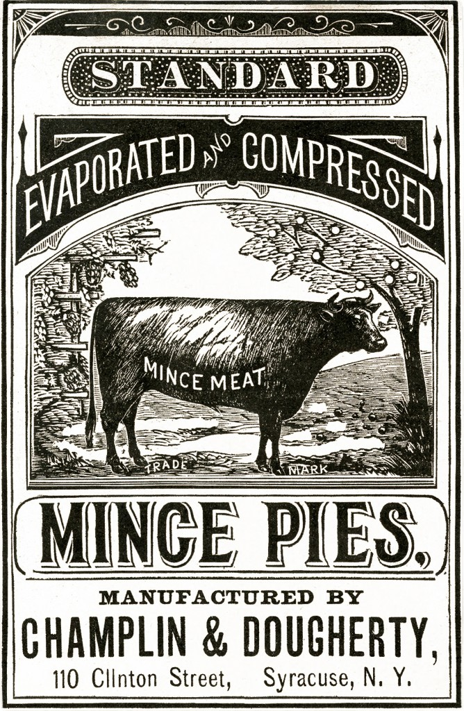 Old Advertising Images Cows