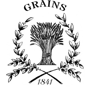 Printable French Grain Sack Wheat