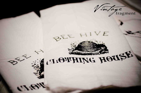 DIY Screen Printed Flour Sack Towels - Reader Featured Project - The