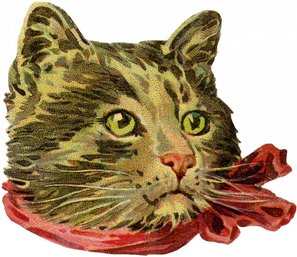 Vintage Cat 85
