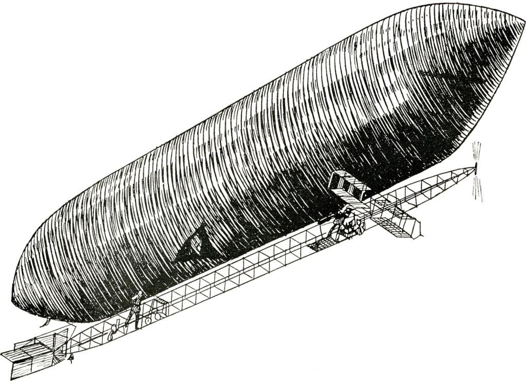 Vintage Airship Images Steampunk