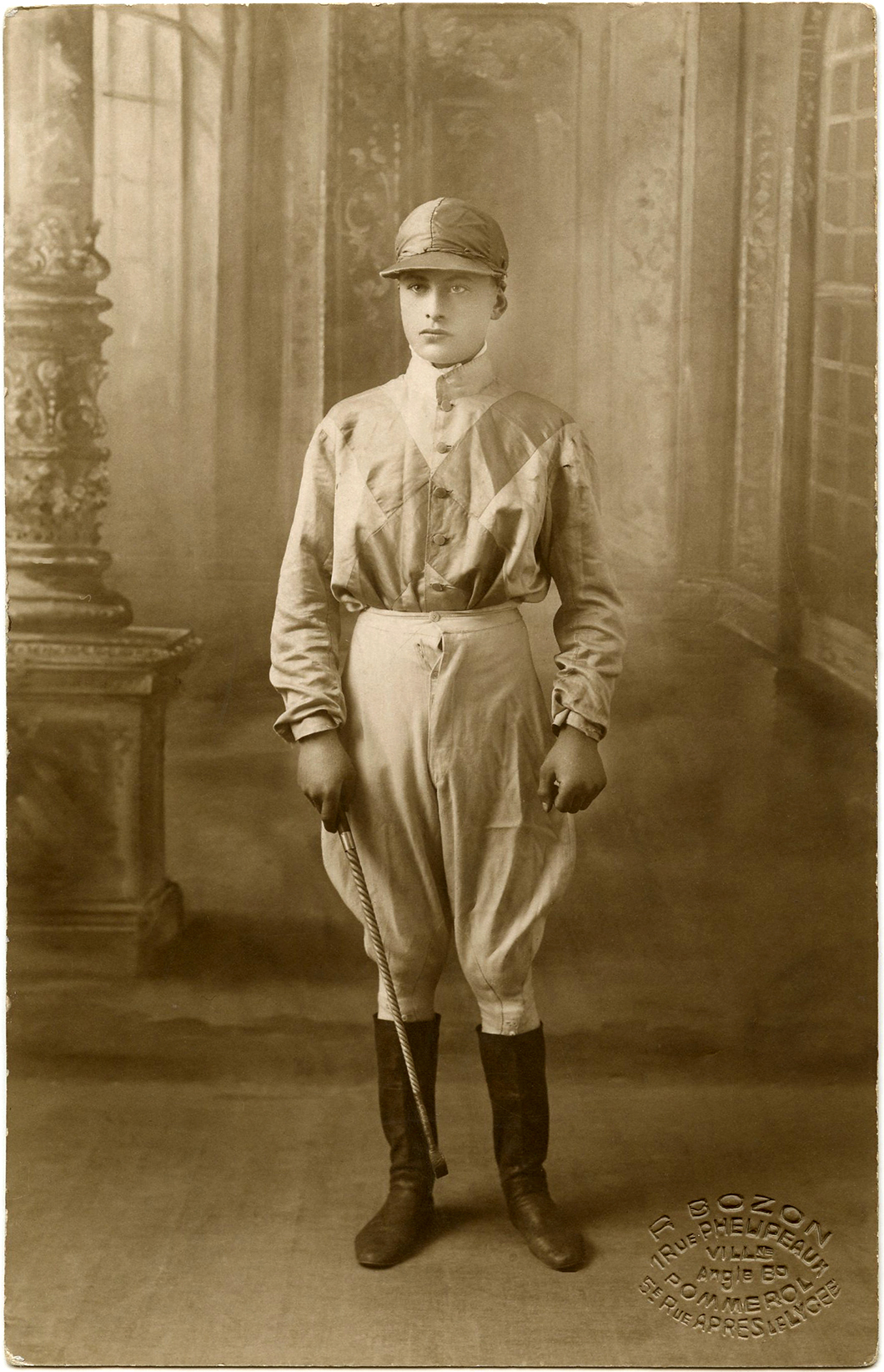 Vintage Photo Jockey