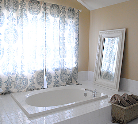 Best paint colors master bathroom reveal the graphics for Best paint for bathroom