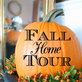 Finding Fall Home Tour with BHG – Our Fall Decor