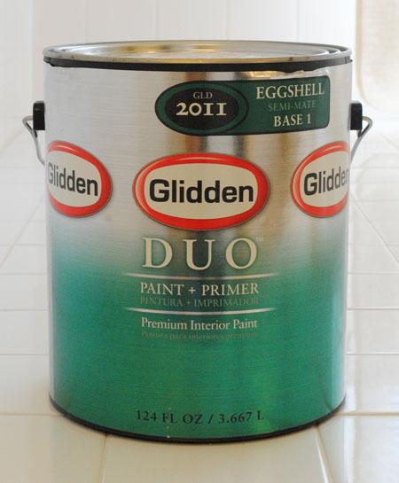 Glidden Bathroom Paint: Master Bathroom Reveal!