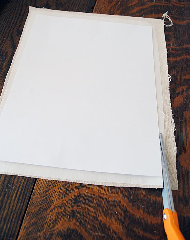 User your Home Printer to Printon Fabric