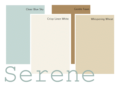 I Also Checked Out The Glidden Pinterest Page To Get Some Color  Inspiration. You May Recall That I Shared This Palette With You Before.