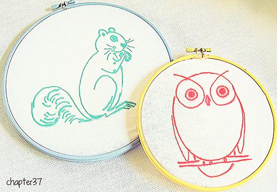 Sharpie_Cross_Stitch_Art_In_Embroidery_Hoop_Frames_01
