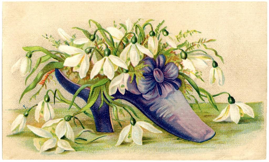 Victorian Shoe Image