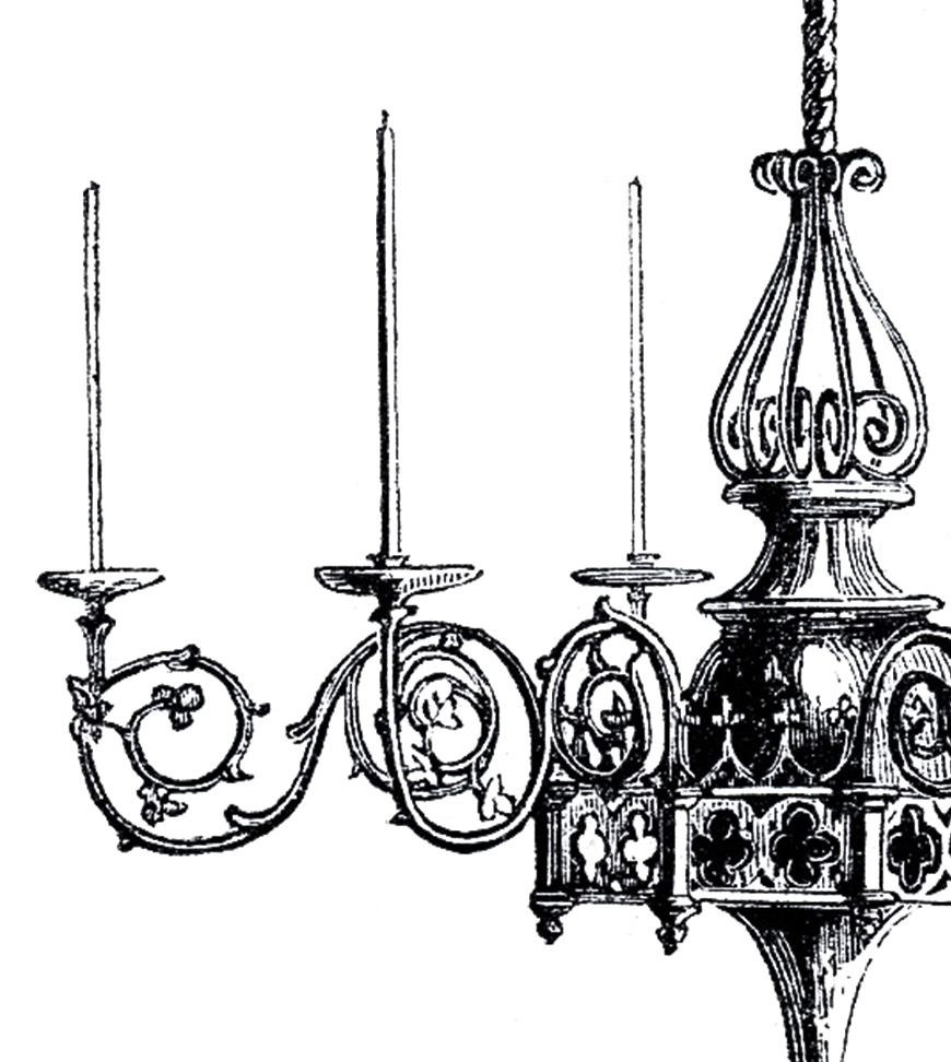7 Chandelier Images Free Clipart The Graphics Fairy