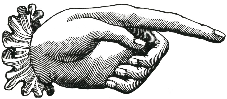 Vintage Hand 25