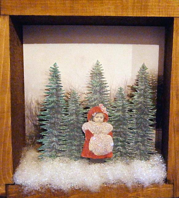 Christmas Shadow Box Ideas