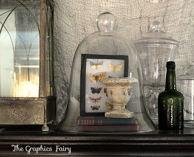 Create Vintage Moths