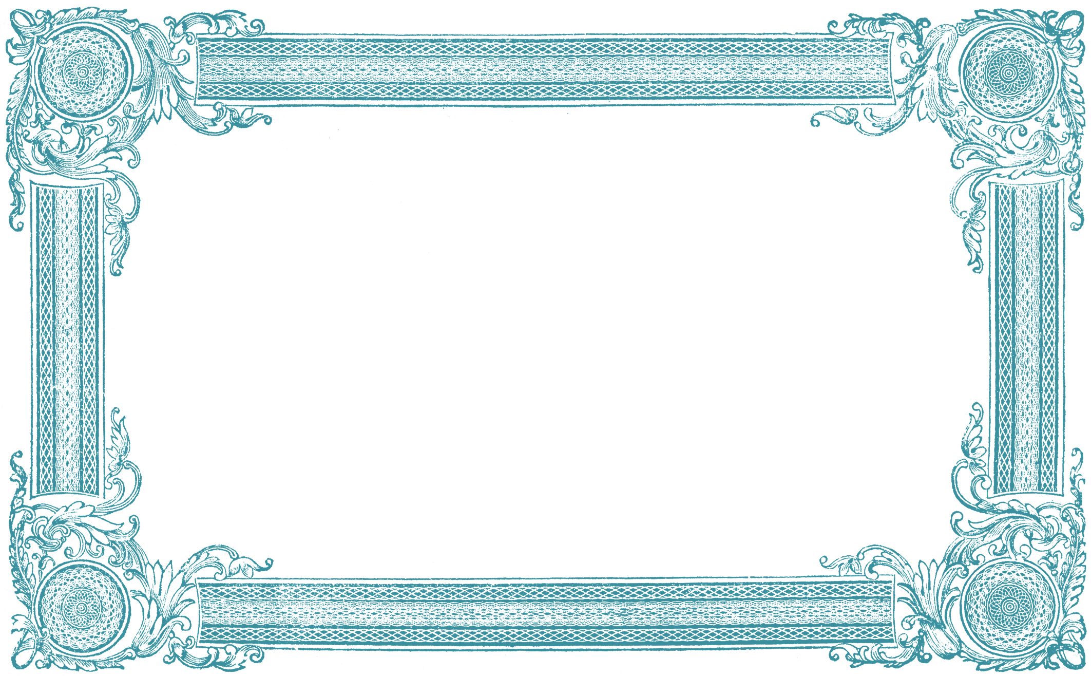 these are some lovely free frame clip art images these frames were