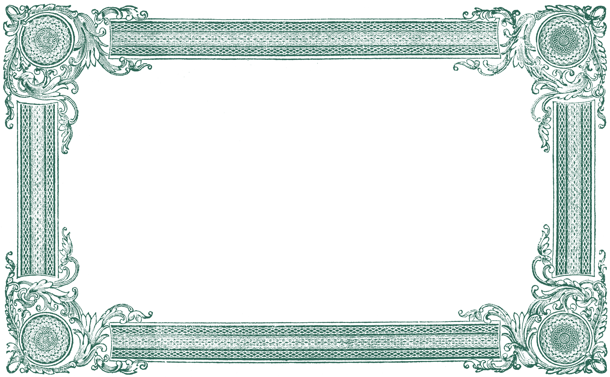 Free Frame Clip Art Images - The Graphics Fairy