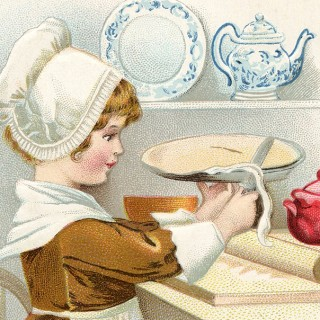 Free Vintage Thanksgiving Clip Art