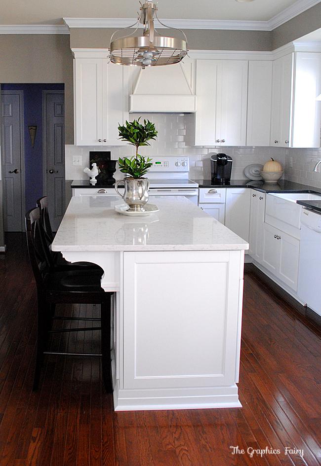 Kitchen Renovation Island