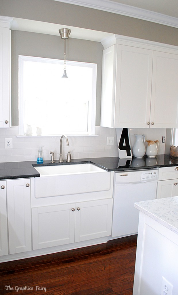 Kitchen Renovation Farmhouse Sink