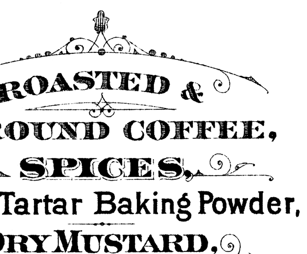 Printable Typography Coffee Sign The Graphics Fairy