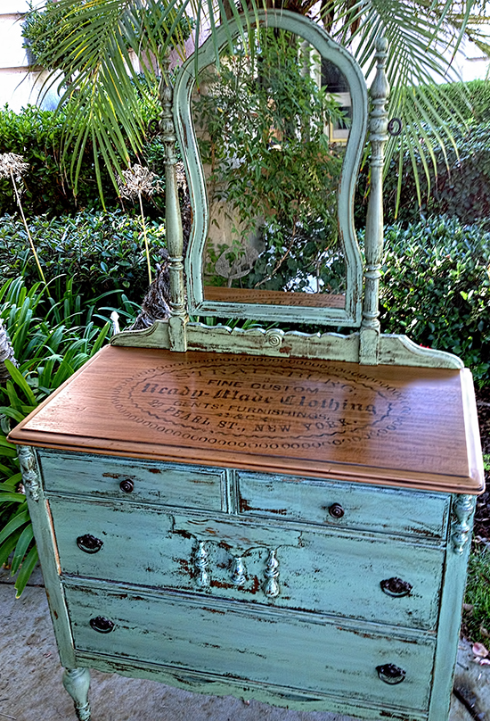 Milk Paint Dresser Reader Featured Project The