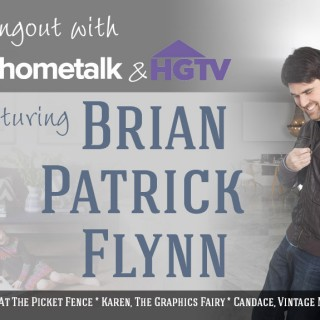 Live Video Event with Hometalk and HGTV – Holiday Decor