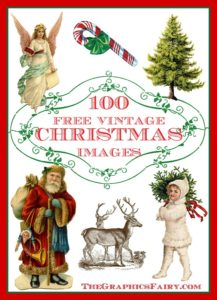 Retro Weihnachtsbilder.115 Free Christmas Images Best Holiday Graphics The Graphics Fairy