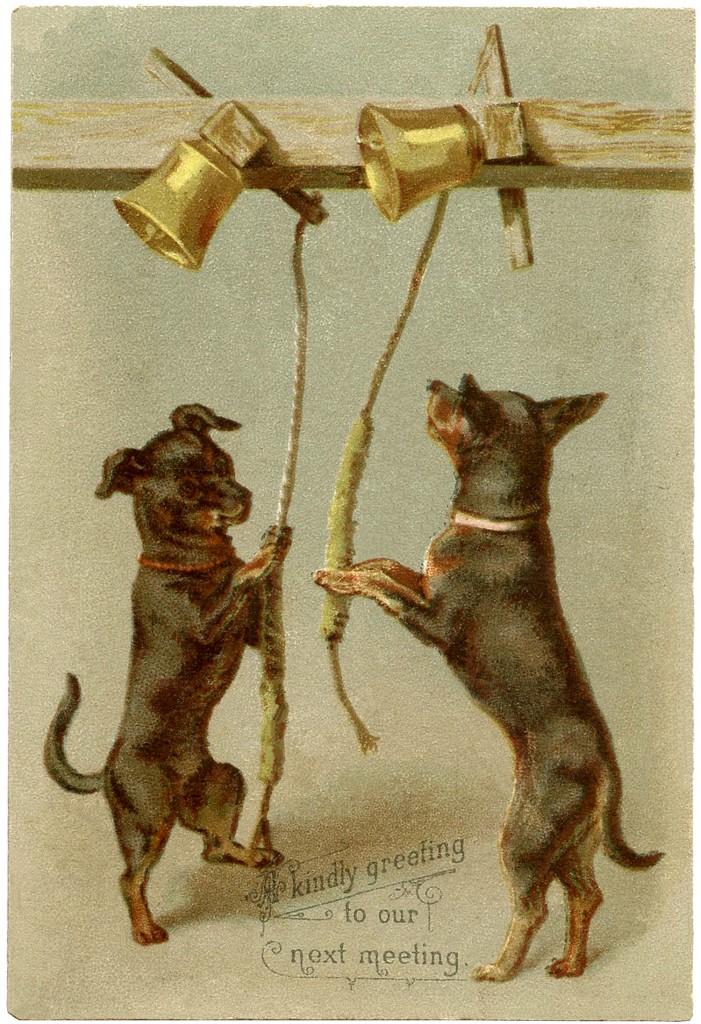 Christmas Dogs Image