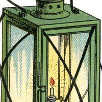Christmas Lantern Image