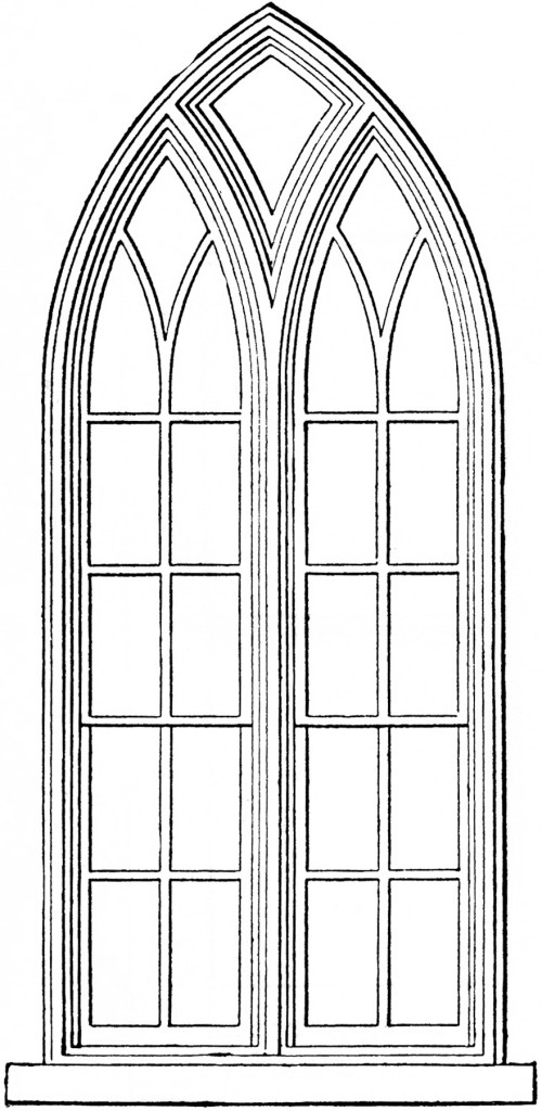free clip art window frame - photo #35