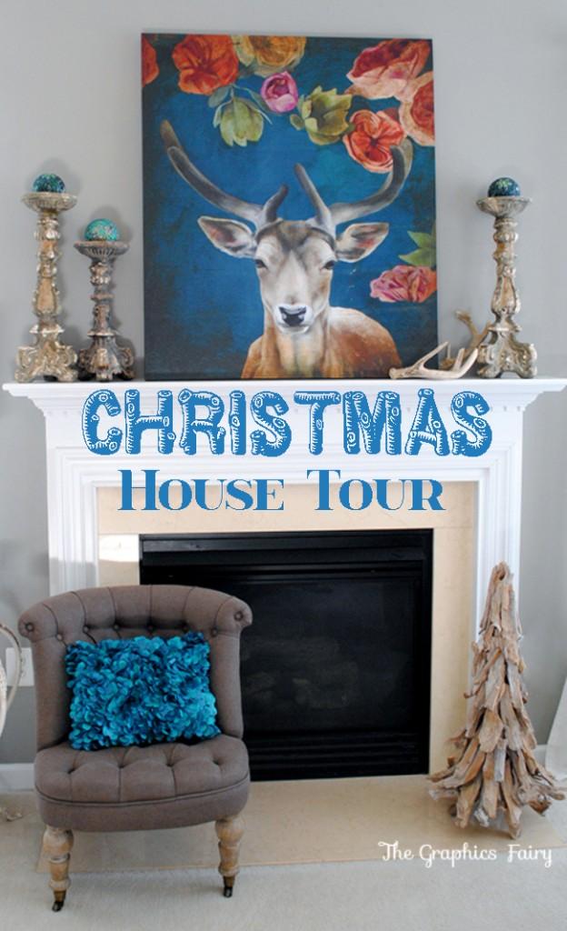 Christmas House Tour 2013 Housewalk